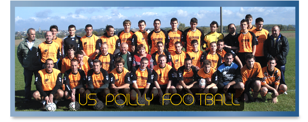 poilly lez gien football